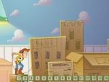 Woody to the Rescue - Вуди спасатель