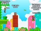 flash игра Mario Hood