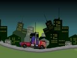flash игра Cargo Truck Express