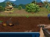 Flash игра для девочек Warzone Getaway 2