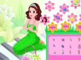 Flash игра для девочек Romantic Flower Princess