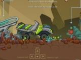 Flash игра для девочек Alien Truck