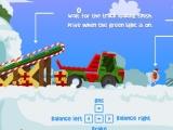 Flash игра для девочек Santa Truck