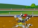 Flash игра для девочек Rusty's race