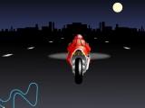 Flash игра для девочек Moon Rider