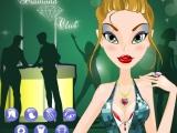 Flash игра для девочек Diamond Eyes Design