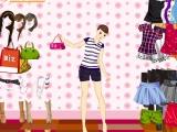 Flash игра для девочек Summer Shopper