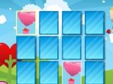 Flash игра для девочек Valentine Memory