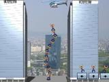 Flash игра для девочек Лестница из людей