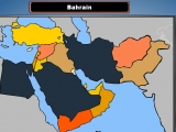 Flash игра для девочек Geography Game - Middle East