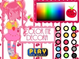 flash игра Decora Color