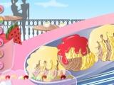 Flash игра для девочек Too Much Ice Cream
