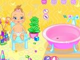 Baby bathing - купаем малыша