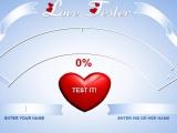 Flash игра для девочек Любовный тестер
