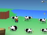 Flash игра для девочек Молочная лихорадка