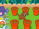 flash игра Dora Magical Garden