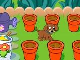 Flash игра для девочек Dora Magical Garden