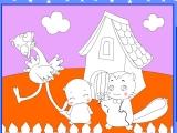 Раскраски: Animal House