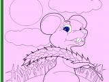 Раскраски: Flash Mouse