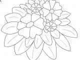 Раскраски: Красивый букет