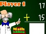 Flash игра для девочек Math Adding