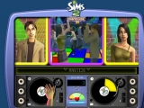 flash игра The Sims 2 Nightlife DJ Booth