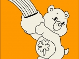 Раскраски: The Bear Colour
