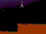 flash игра Moon Lander G-8