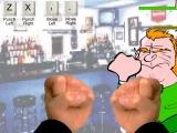 Flash игра для девочек Punch Da' Leprechaun