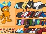 Одевалки: Кот Гарфилд