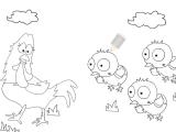 Flash игра для девочек Раскраски: Квочка