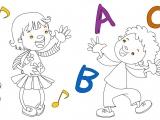 Раскраски: Abetka - Алфавит