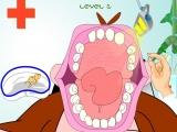 Monkey And Dentist