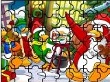 Penguin en Navidad