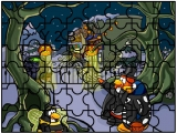 Halloween con Penguin