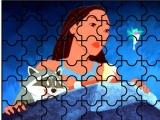 Pocahontas Espiando