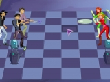 flash игра Totally Spies - Spy Chess