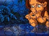 flash игра Tarzan Niño Reflejo