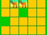Flash игра для девочек Animal's: Найди одинаковые фрагменты