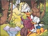 Donald Duck y abuela