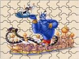 Aladdin y amigos en la ciudad
