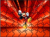 flash игра Retrato Mickey