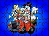 Flash игра для девочек Família Donald al completo