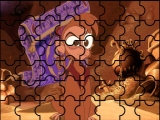 Abu y la Alfombra Mágica