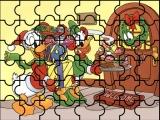 flash игра Pato Donald regalos de Nvidad