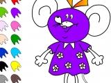 Раскраски: Super Mouse