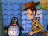 Woody y Wheezy de Toy Story