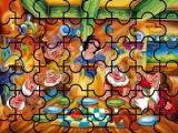 flash игра Blancanieves en La Mesa con los Enanitos