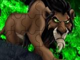 Scar en su Guarida Verde