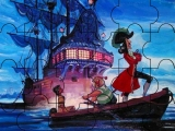 Flash игра для девочек Las Fechorias del Capitan Hook